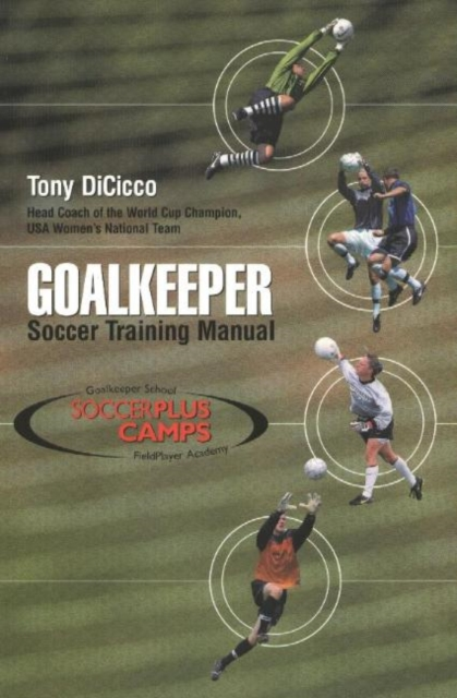 Goalkeeper: Soccer Training Manual psychology of soccer