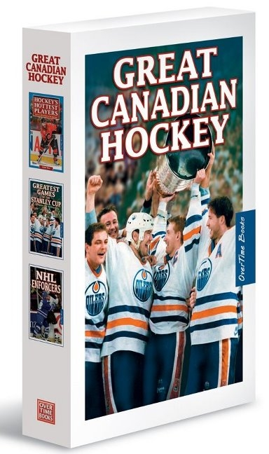 Great Canadian Hockey Box Set: includes Hockeys Hottest Players, Greatest games of the Stanley Cup, NHL Enforcers chicago blackhawks 2013 nhl stanley cup champions souvenir hockey puck