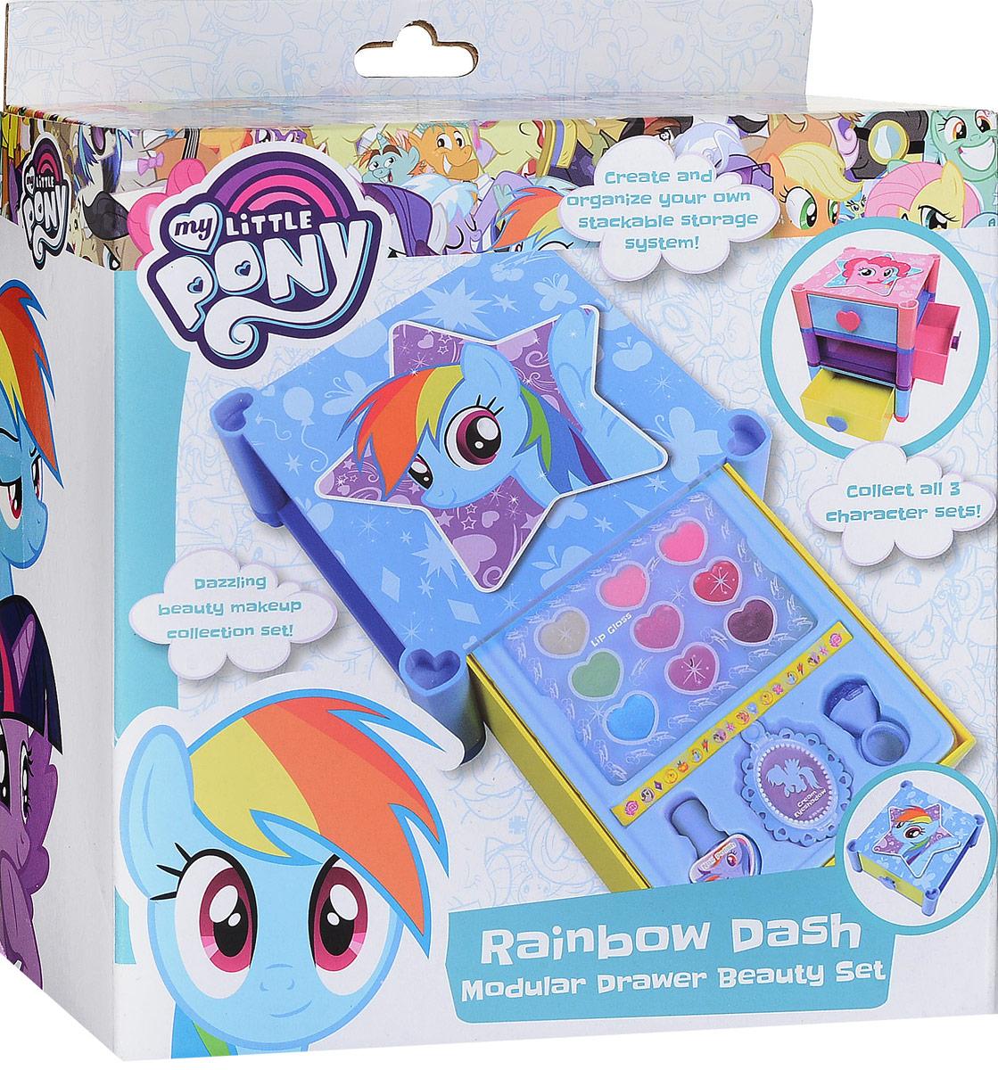 MarkwinsИгровой набор детской декоративной косметики My Little Pony 9711451 Markwins