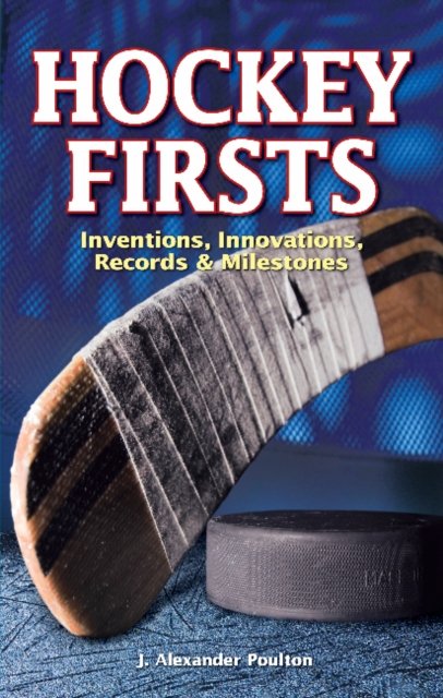 Hockey Firsts: Inventions, Innovations, Records & Milestones bauer nike hockey supreme 1000 referee hockey elbow pads