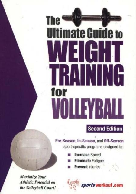 Ultimate Guide to Weight Training for Volleyball, 2nd Edition kitlee40100quar4210 value kit survivor tyvek expansion mailer quar4210 and lee ultimate stamp dispenser lee40100