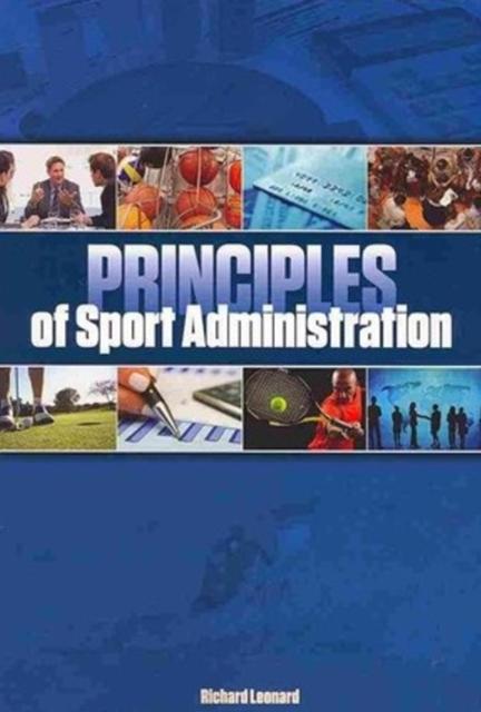 Zakazat.ru Principles of Sport Administration