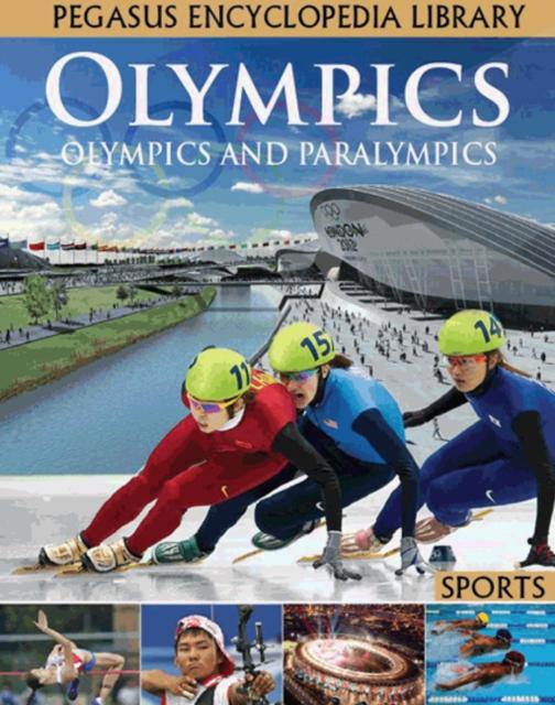 Olympics: Olympics & Paralympics уэллс г война миров the war of the worlds