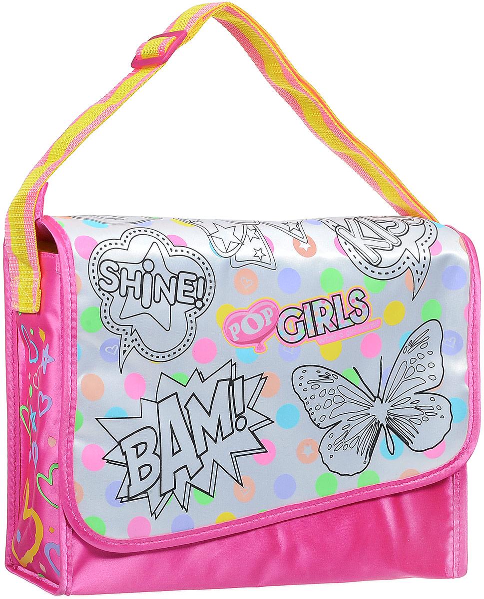 Markwins Игровой набор детской декоративной косметики Pop Girl 3704651 детская косметика цептер