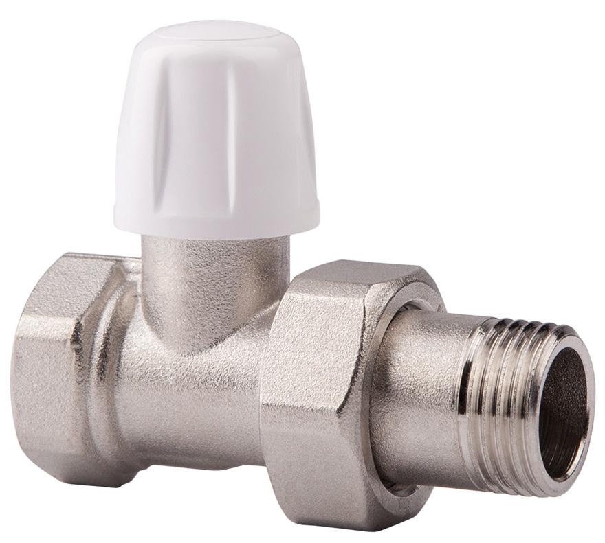 Вентиль регулировочный ICMA, нижний, прямой, 1/282815AD06