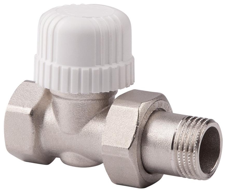 Вентиль термостатический ICMA, прямой, 3/482775AE06Прямой термостатический вентиль простой регулировки ICMA предназначен для установки с термостатическими головками. Выполнен из латуни с хромированным покрытием. Данная модель предназначена для железной трубы. Выбирайте термоголовки и сервоприводы с резьбой 28x1,5.