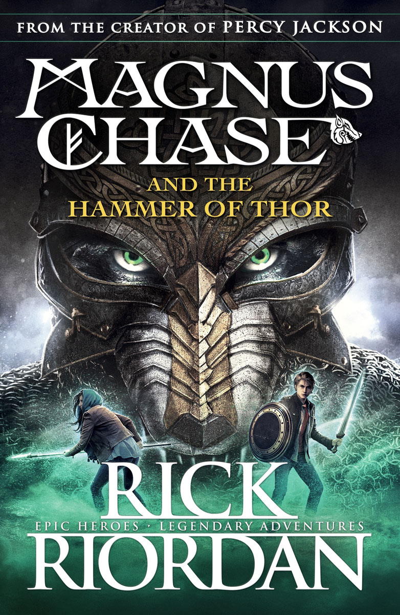 Magnus Chase and the Hammer of Thor. Book 2 magnus chase and the sword of summer