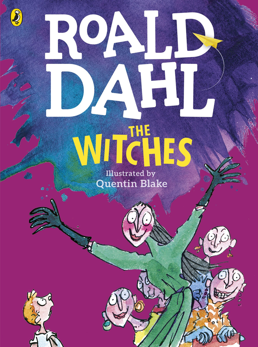 The Witches dahl r fantastic mr fox