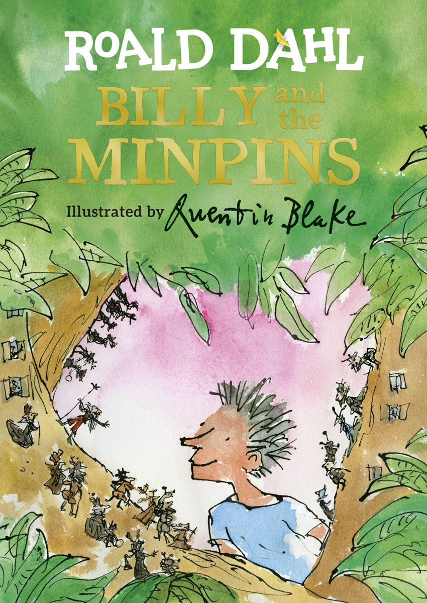 Billy and the Minpins keyes d the minds of billy milligan