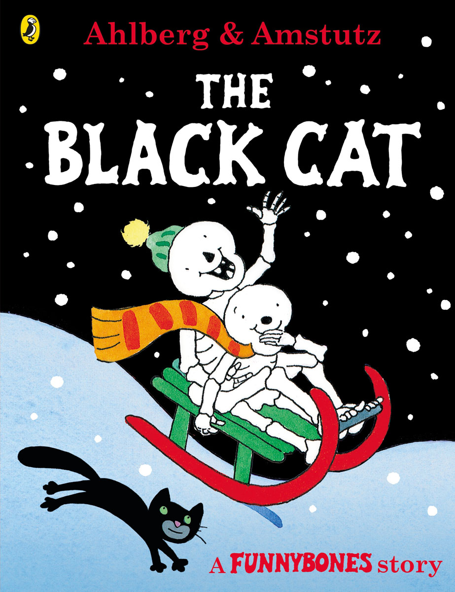 Funnybones: The Black Cat (R/I) see l snow flower and the secret fan film tie in see lisa