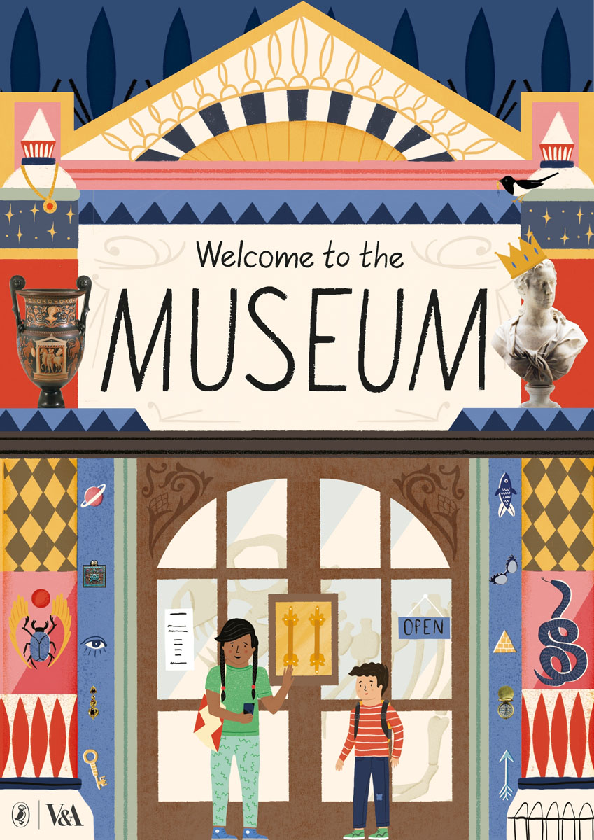 Welcome to the Museum write your own book