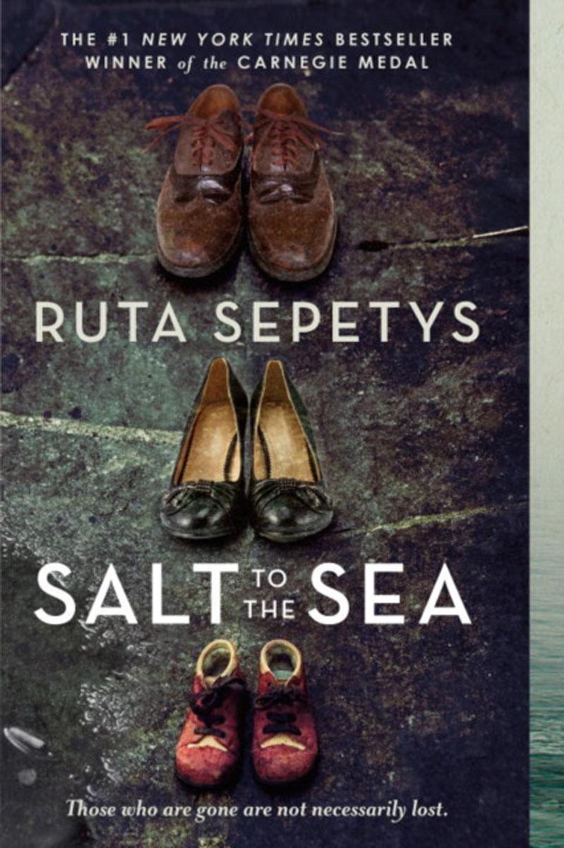 Salt to the Sea promises kept