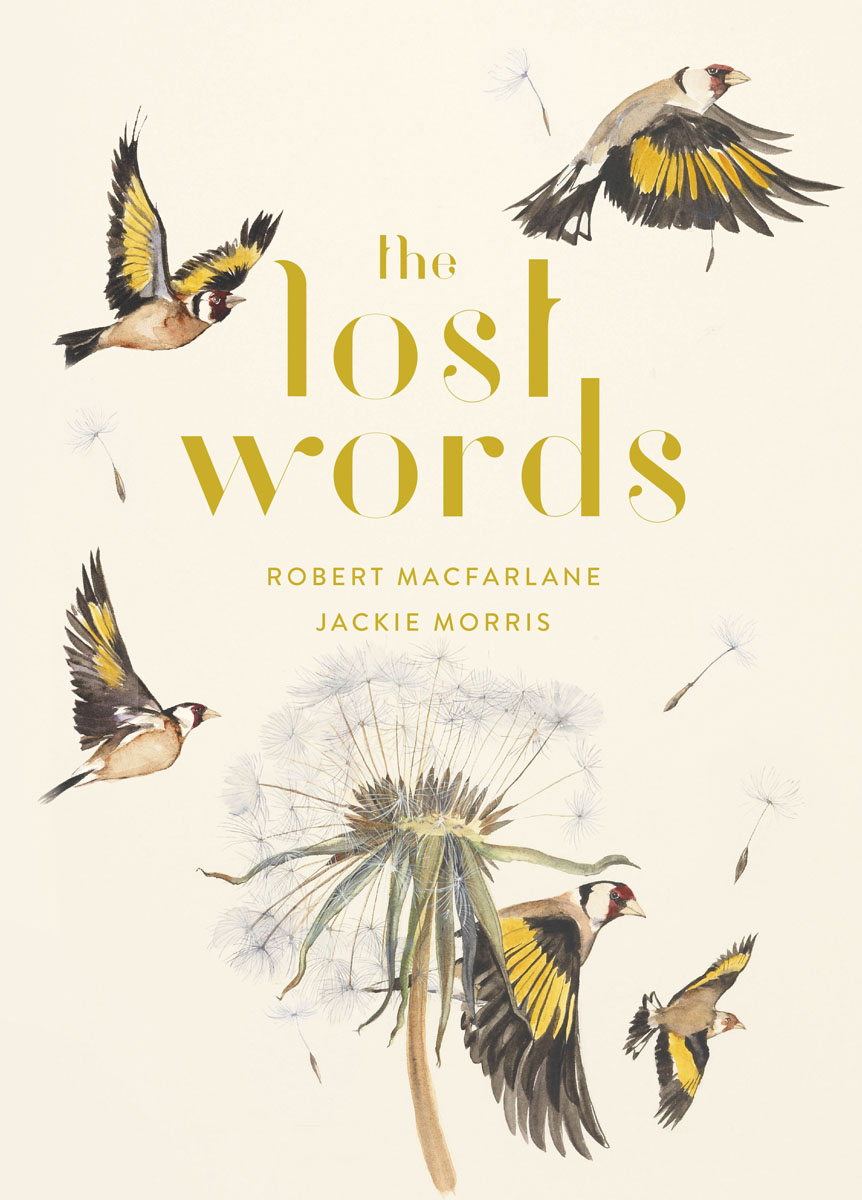 The Lost Words why the wild thing are – animals in the lives of children