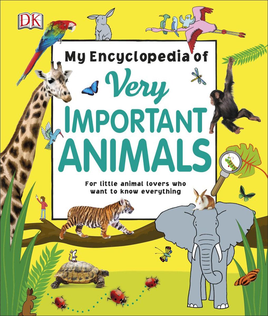 купить My Encyclopedia of Very Important Animals недорого