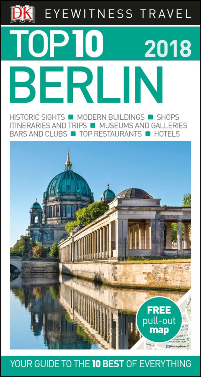 Фото Top 10 Berlin dk eyewitness top 10 travel guide scotland