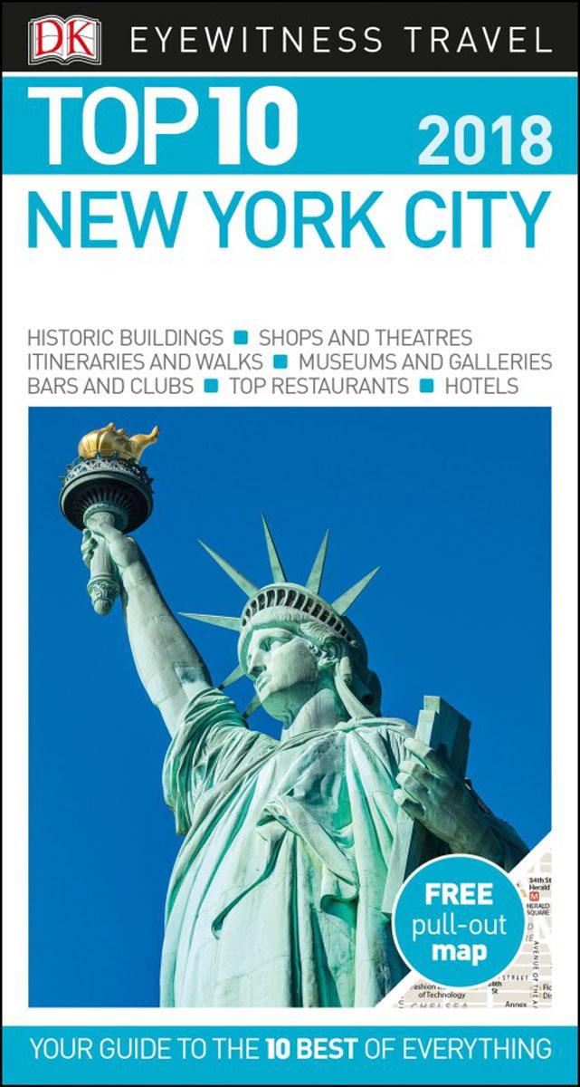 Фото Top 10 New York City dk eyewitness top 10 travel guide scotland
