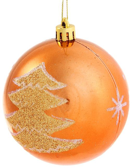 Набор новогодних подвесных украшений Sima-land Шары. Карамелька, елочка, 4 шт1009529Набор новогодних подвесных украшений Sima-land отлично подойдет для декорации вашего дома и новогодней ели. С помощью специальной петельки украшение можно повесить в любом понравившемся вам месте. Но, конечно, удачнее всего оно будет смотреться на праздничной елке. Елочная игрушка - символ Нового года. Она несет в себе волшебство и красоту праздника. Создайте в своем доме атмосферу веселья и радости, украшая новогоднюю елку нарядными игрушками, которые будут из года в год накапливать теплоту воспоминаний.