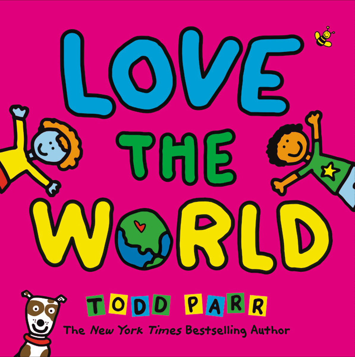 Love the World the signature of all things