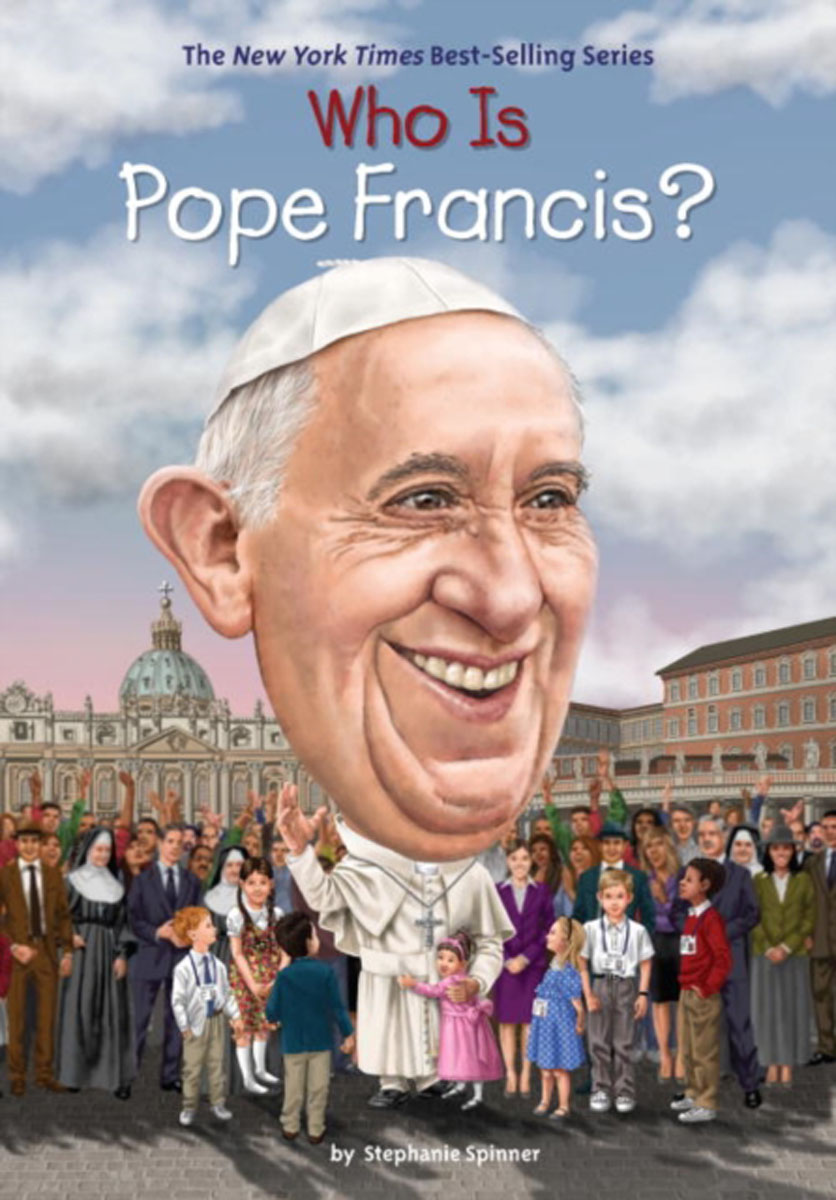 Who Is Pope Francis? the pope s rhinoceros