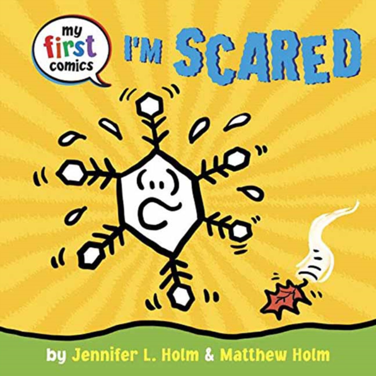 I'm Scared (My First Comics) karin kukkonen studying comics and graphic novels