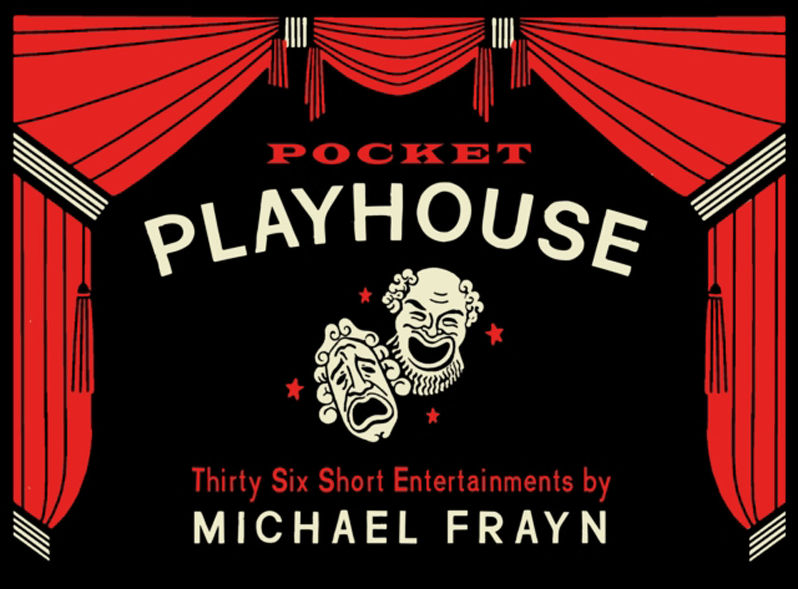 Pocket Playhouse отсутствует the comic theatre vol 3