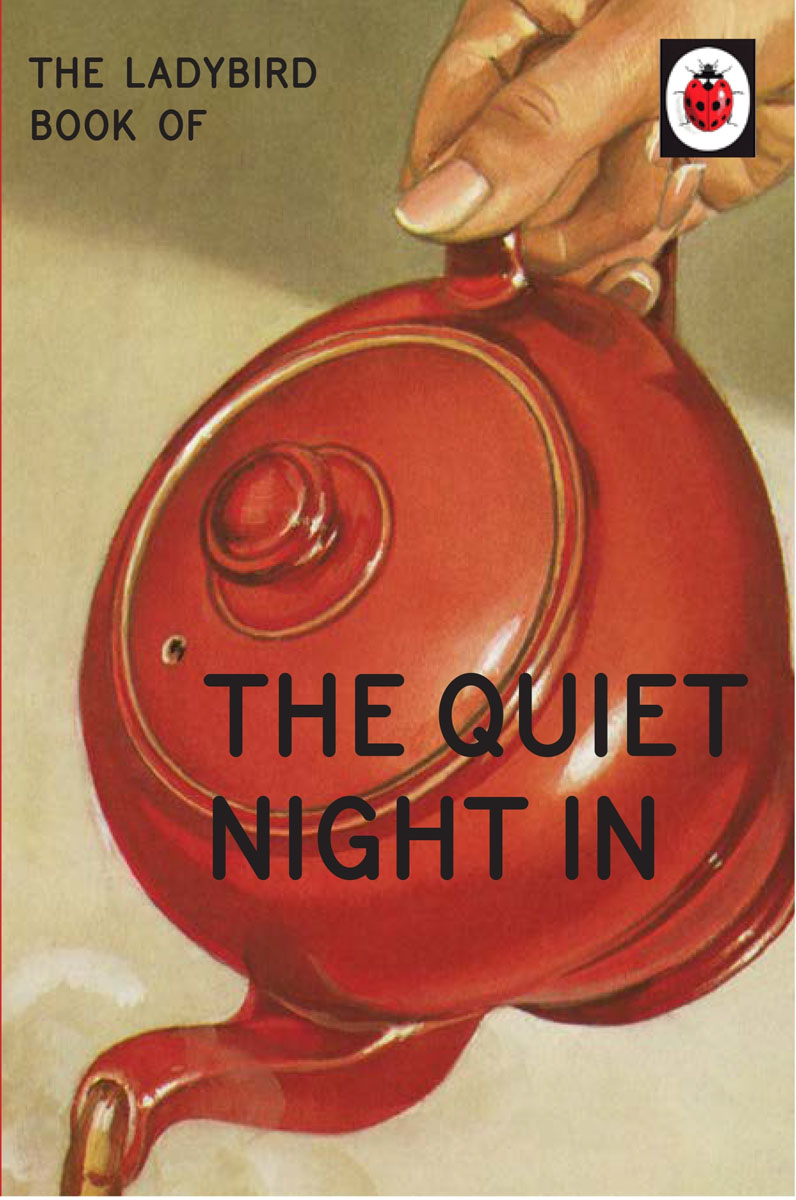 The Ladybird Book of The Quiet Night In (Ladybird for Grown-Ups) the night angel trilogy book 1 the way of shadows