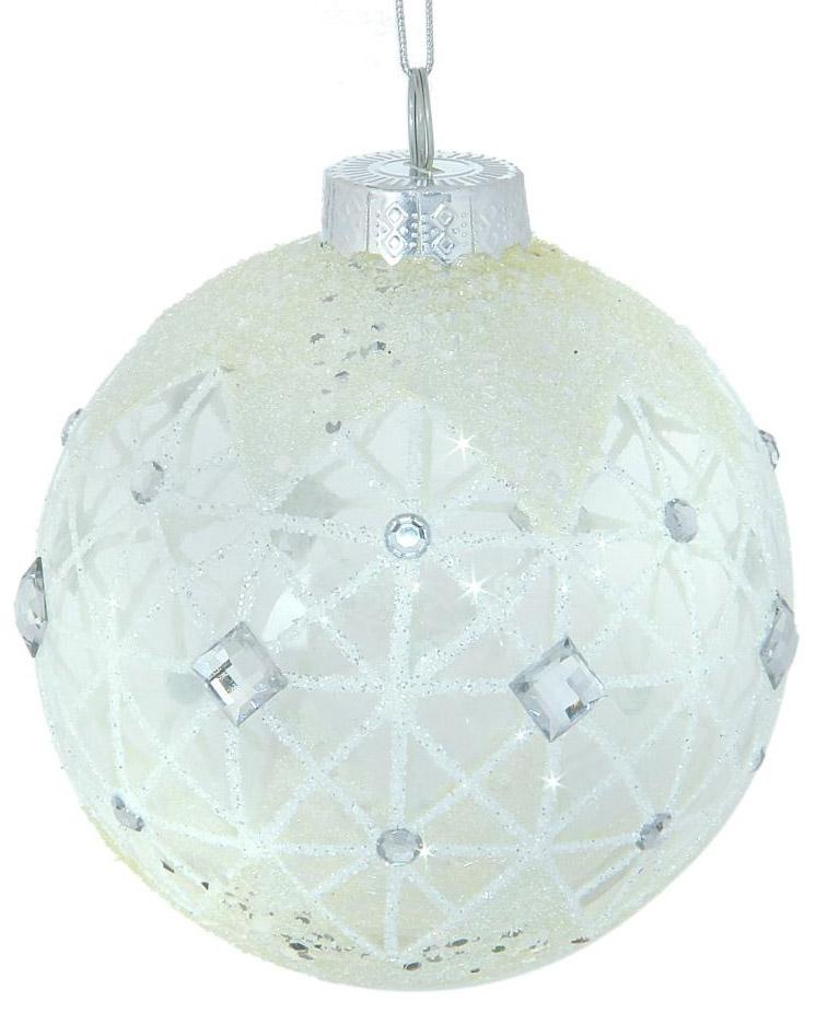 Новогоднее подвесное украшение Sima-land Лабиринт, диаметр 10 см