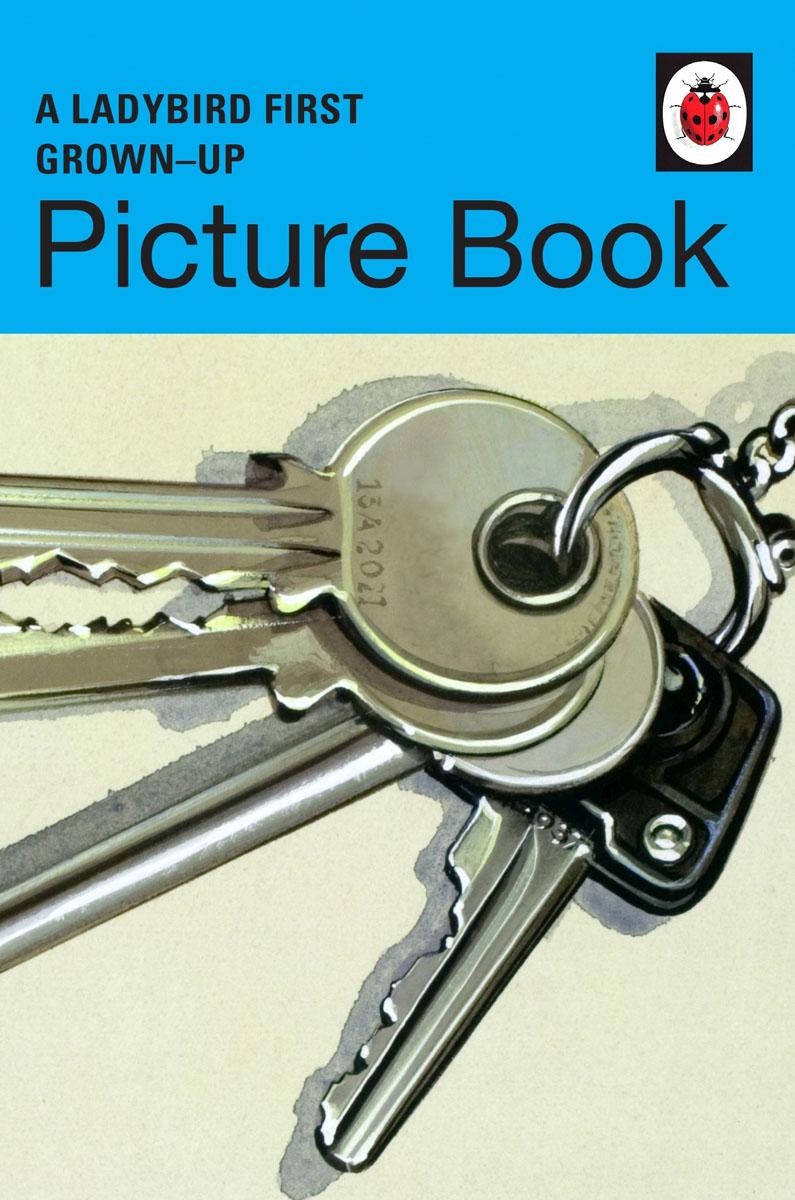 A Ladybird First Grown-Up Picture Book (Ladybird for Grown-Ups) what the ladybird heard animal noises jigsaw book