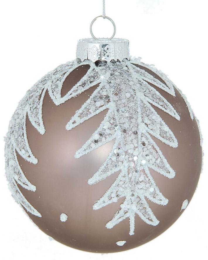 Украшение новогоднее елочное Sima-land Серебрная еловая ветка, диаметр 10 см334277Невозможно представить нашу жизнь без праздников! Мы всегда ждём их и предвкушаем, обдумываем, как проведём памятный день, тщательно выбираем подарки и аксессуары, ведь именно они создают и поддерживают торжественный настрой.