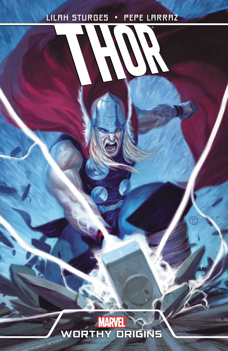 Thor: Worthy Origins the painter of battles a novel