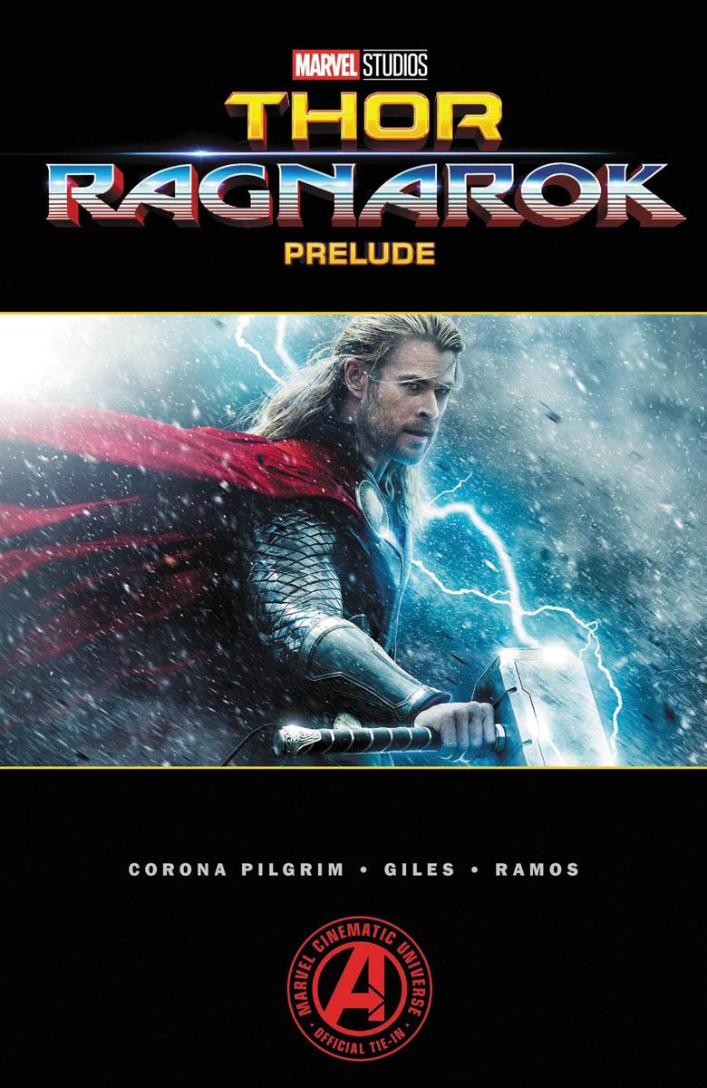 Marvel's Thor: Ragnarok Prelude thor the mighty avenger