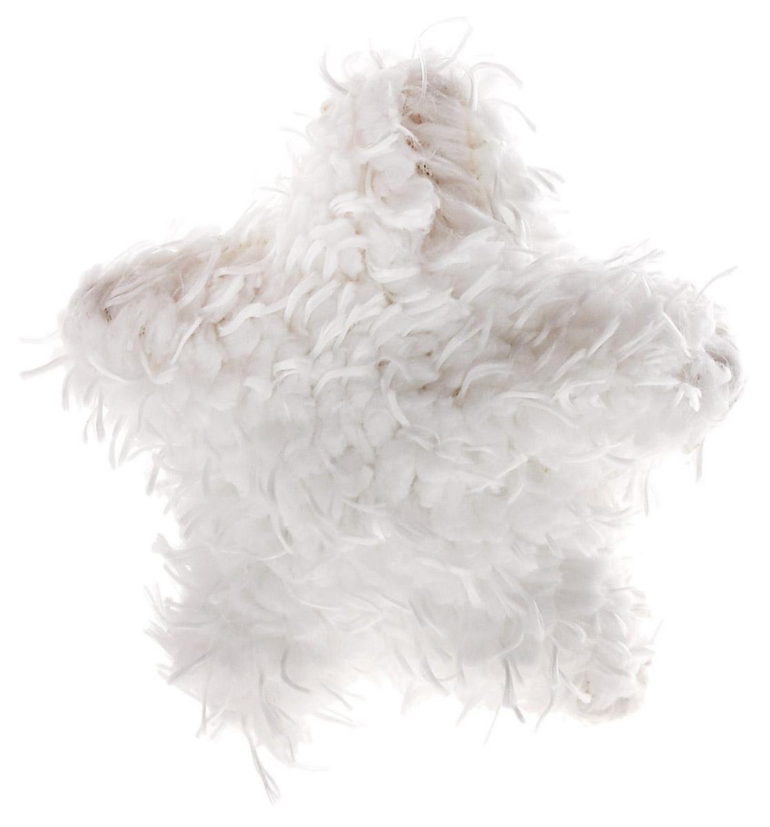 Новогоднее подвесное украшение Sima-land Звезда, 13 см новогоднее подвесное украшение собака ф21 1716
