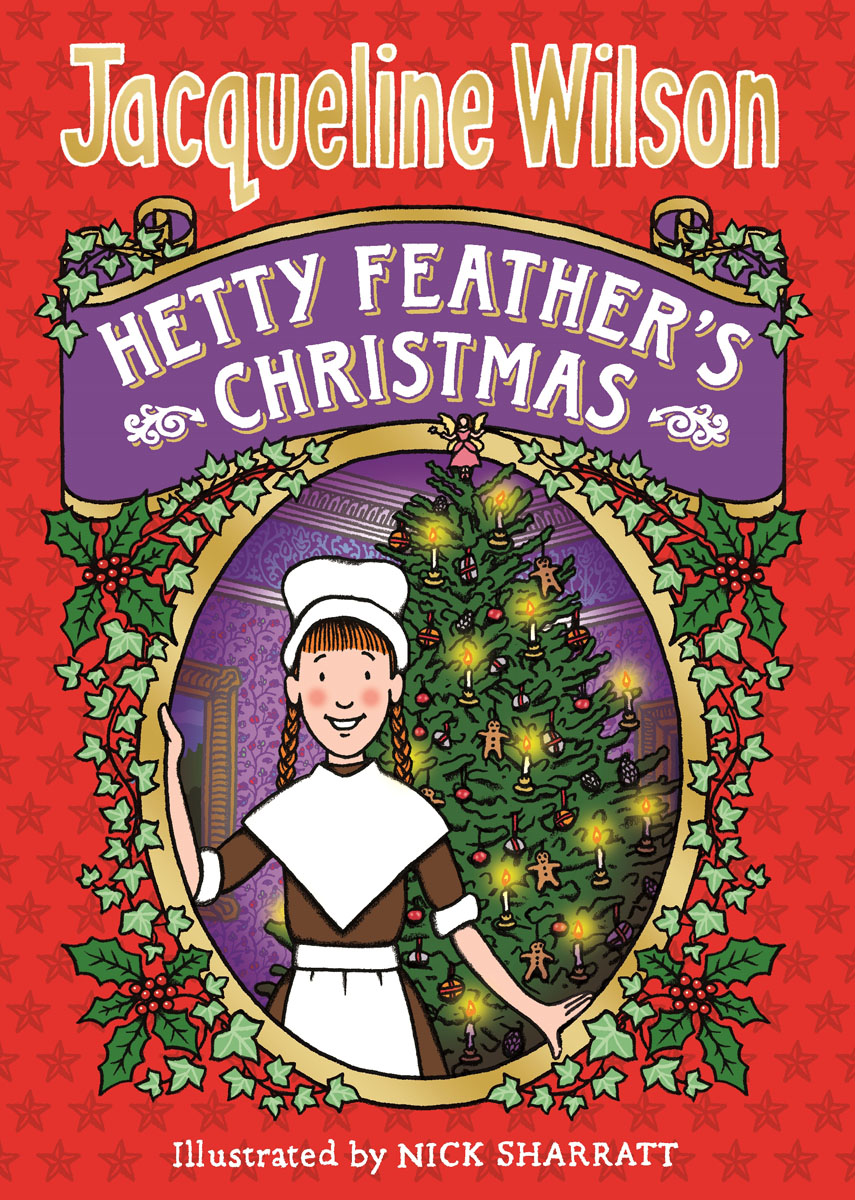 Hetty Feather's Christmas перьевая ручка parker urban premium f310 dark blue ct синий f 1931563