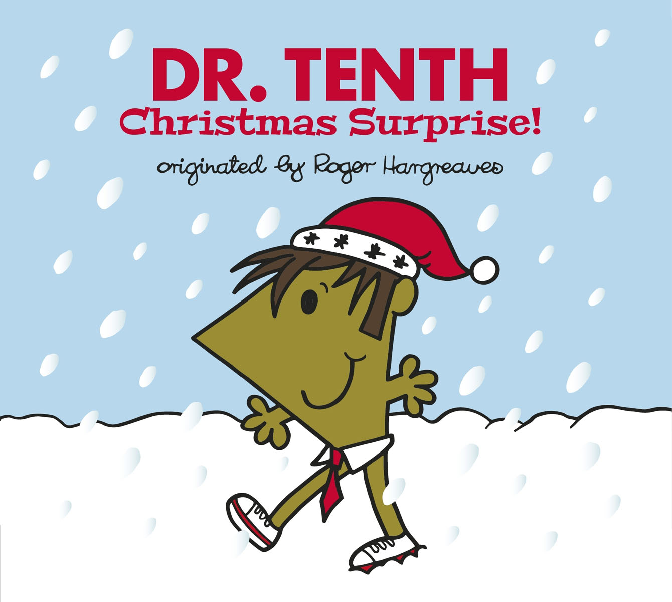 Doctor Who: Dr. Tenth: Christmas Surprise! (Roger Hargreaves) doctor who 100 illustrated adventures