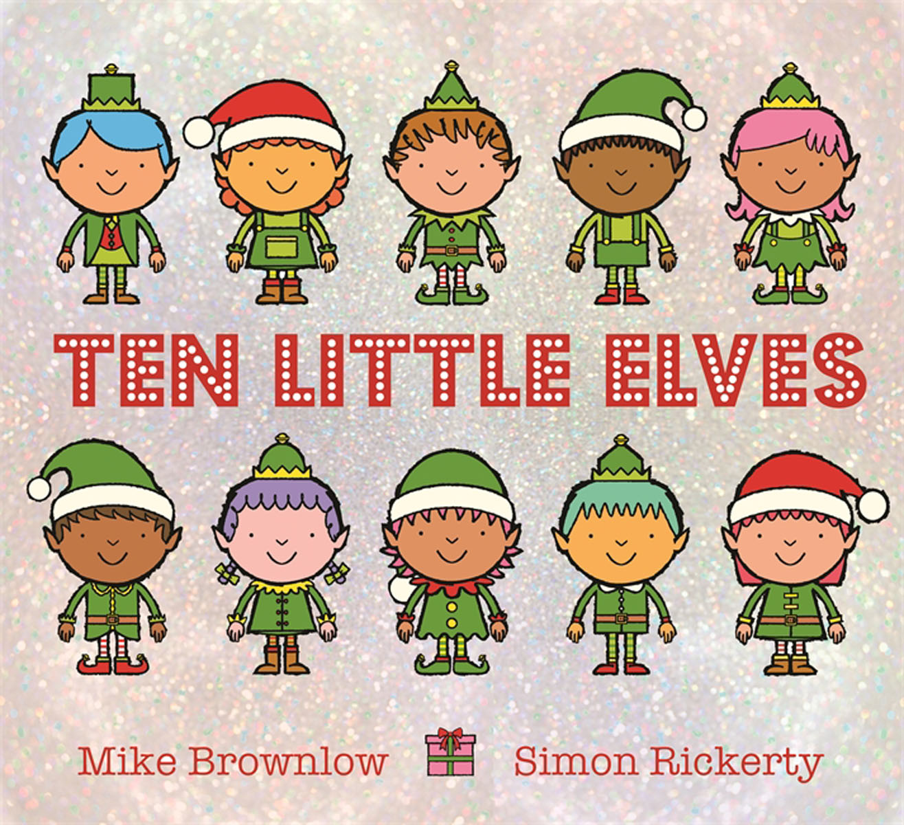 Ten Little Elves africa united the road to twenty ten