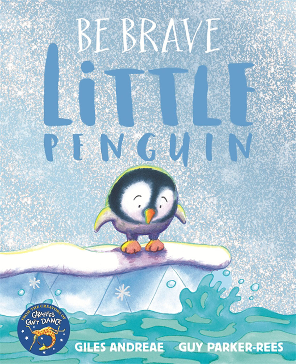 Be Brave Little Penguin pip and posy the new friend