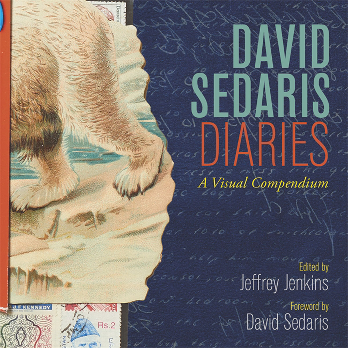 David Sedaris Diaries: A Visual Compendium david abner j visual guide to etfs