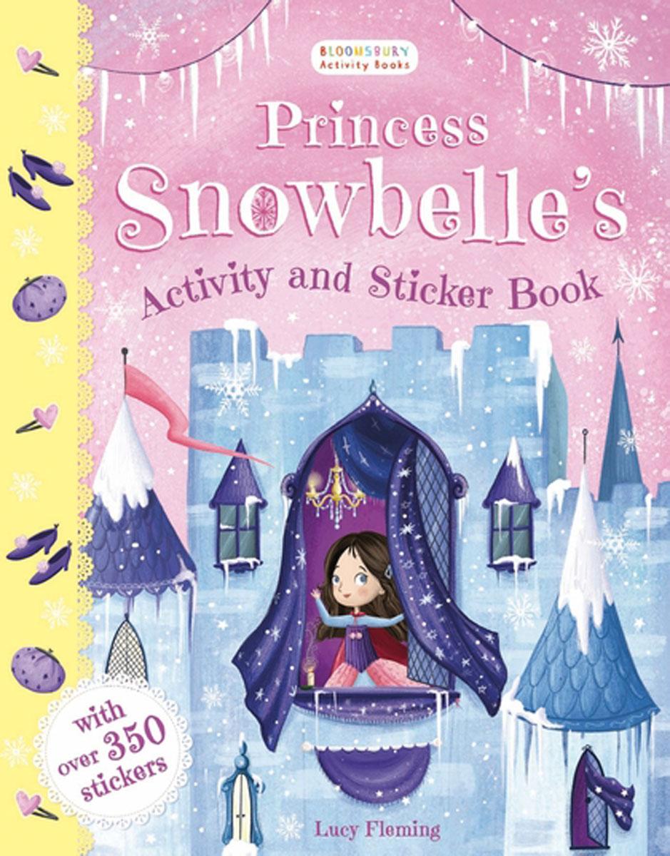 Princess Snowbelle's Activity and Sticker Book виниловая пластинка nightwish over the hills and far away