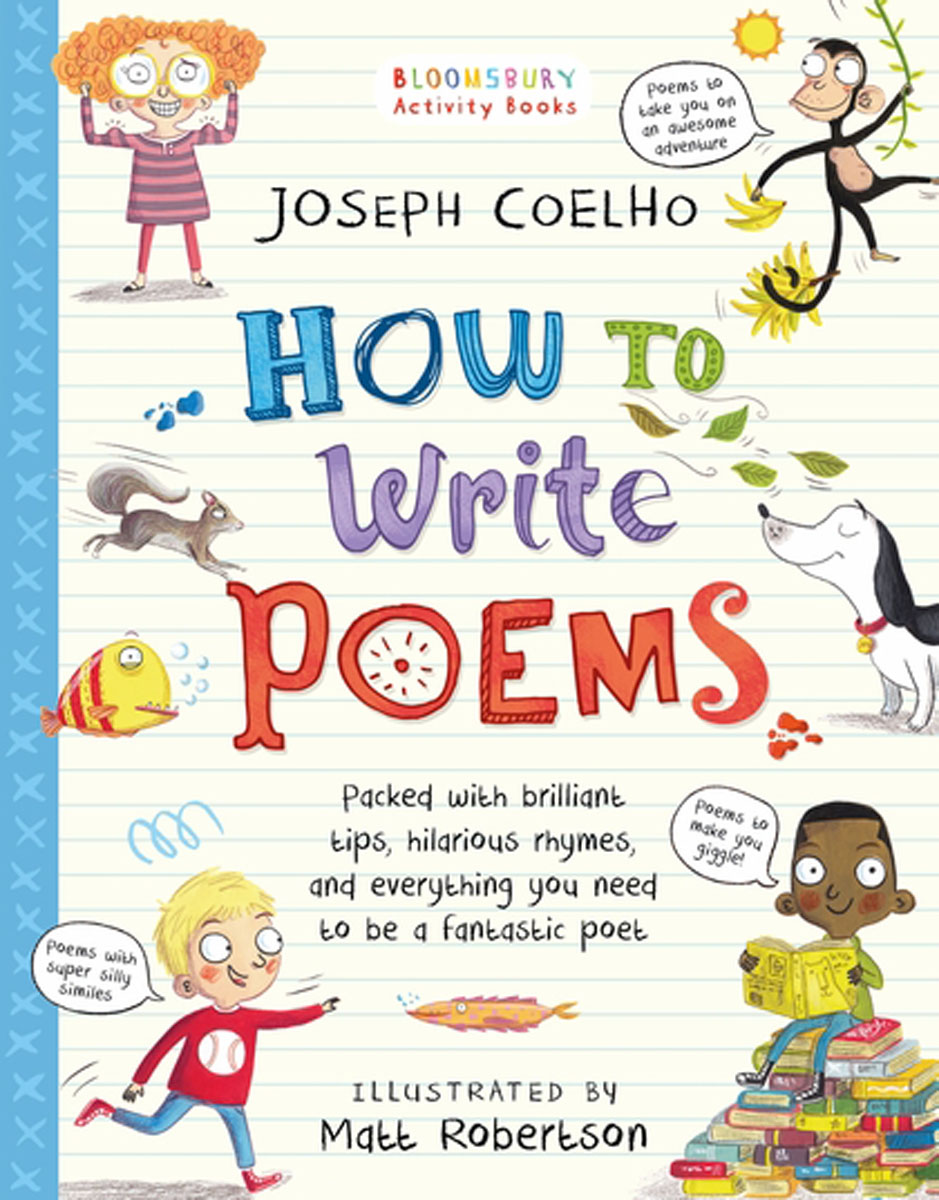 How To Write Poems write your own book
