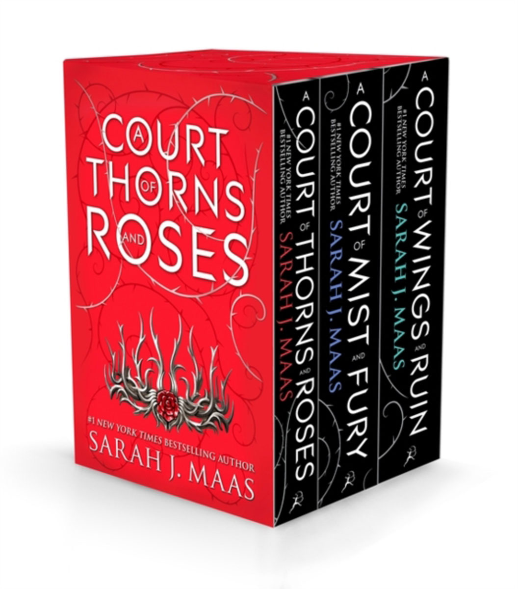 A Court of Thorns and Roses (комплект из 3 книг)