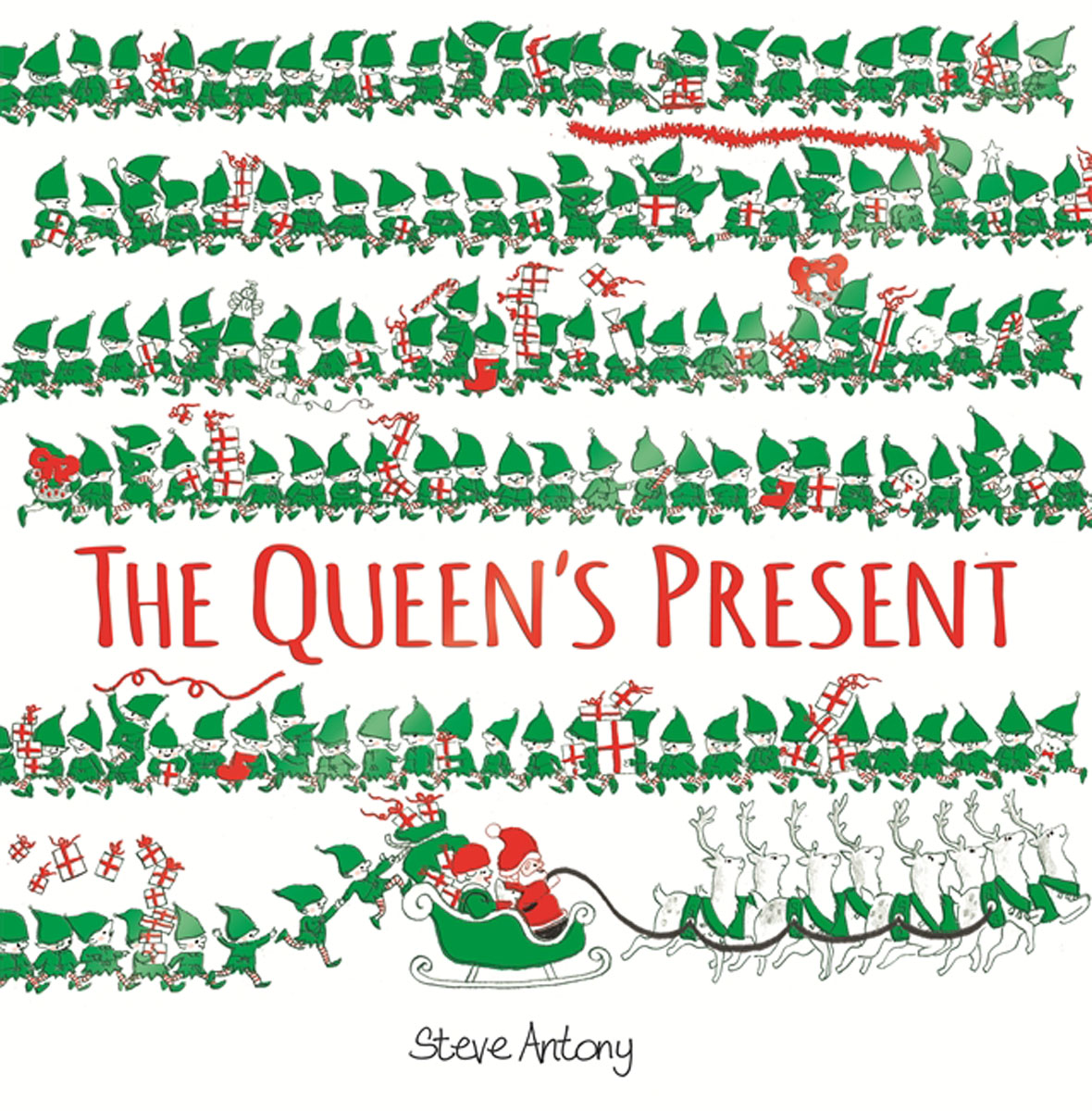 The Queen's Present tilly mint tales