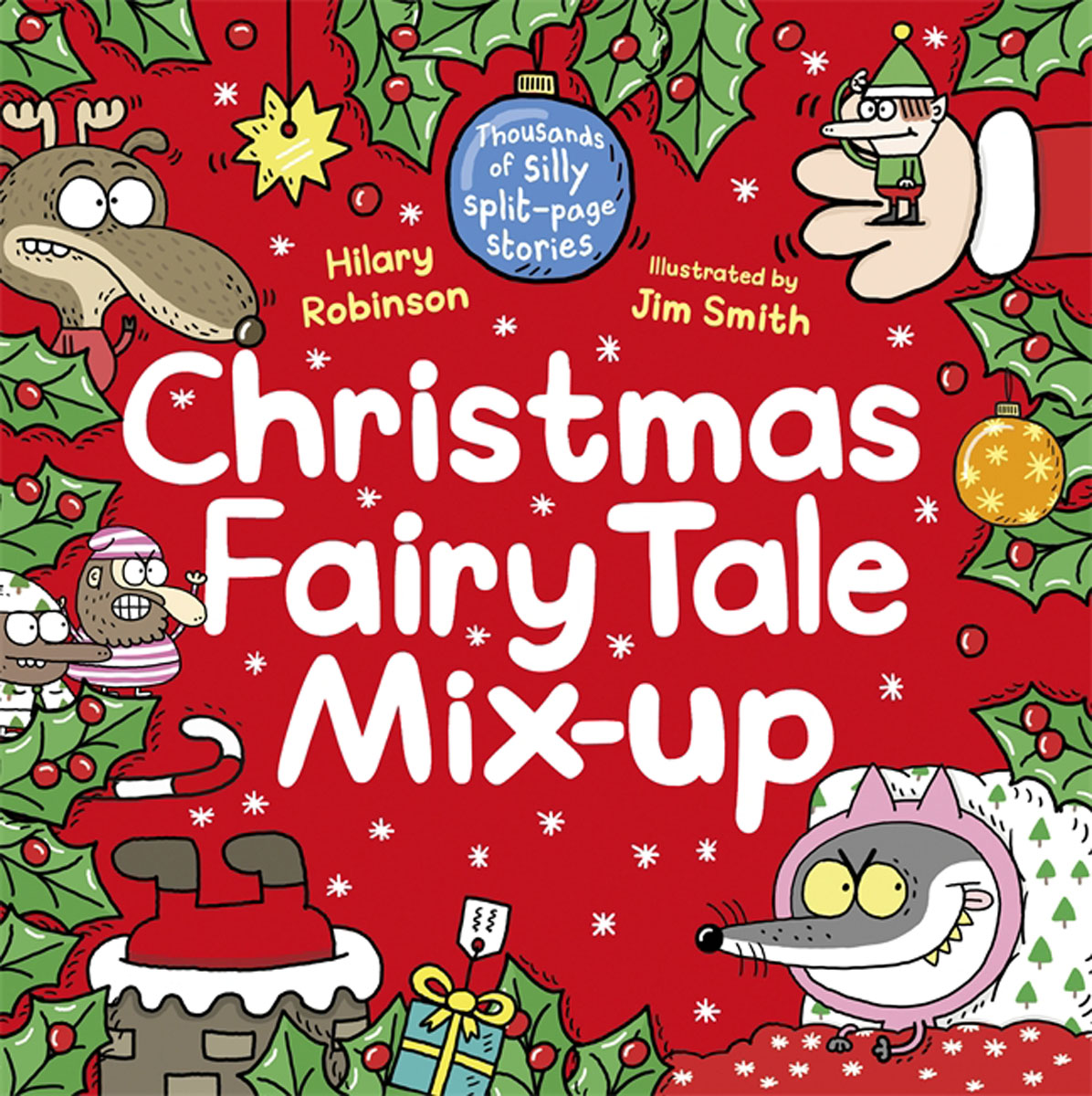 Christmas Fairy Talk Mix-Up a christmas carol and other christmas writings