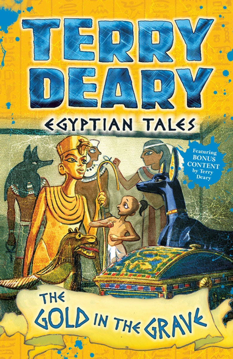 Egyptian Tales: The Gold in the Grave the egyptian princesses