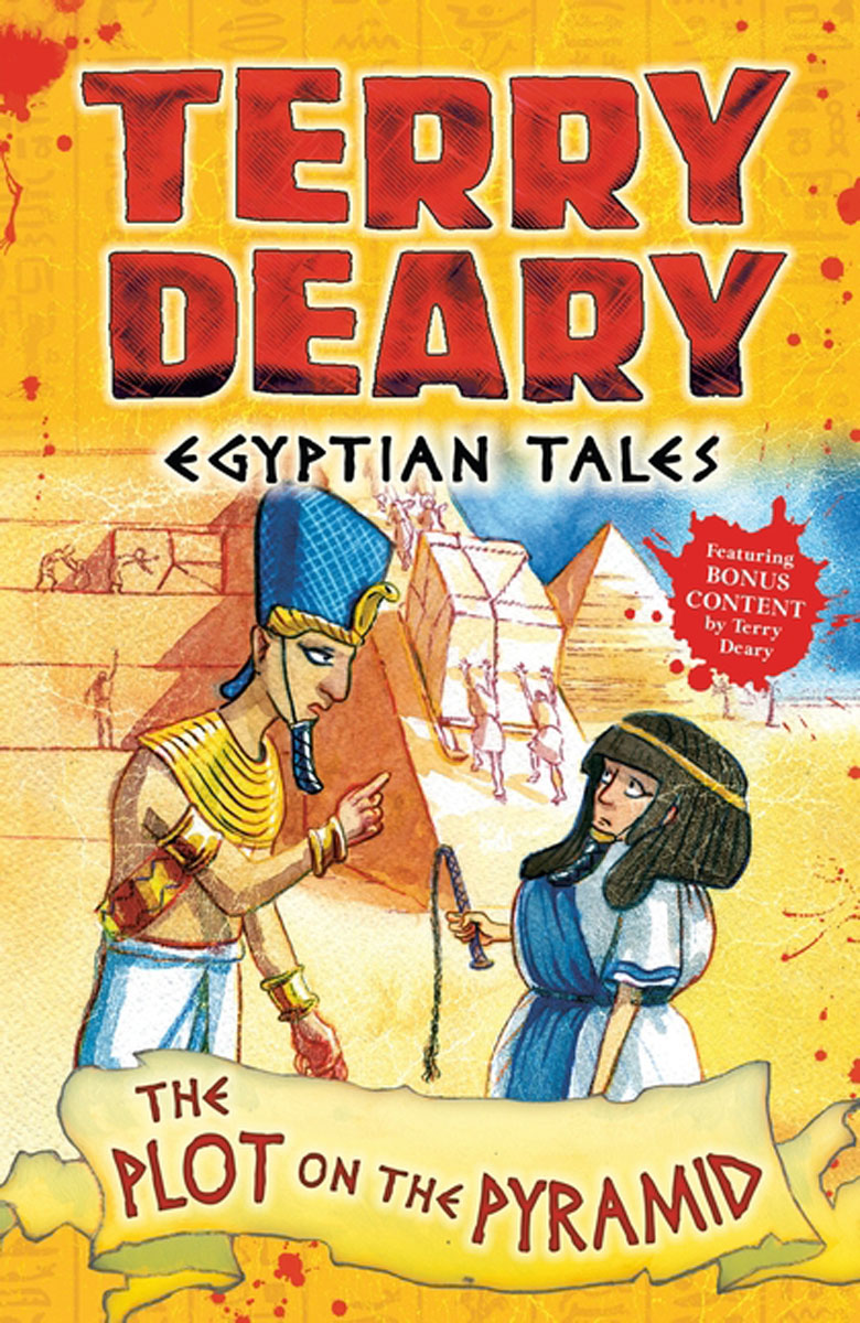 Egyptian Tales: The Plot on the Pyramid the egyptian princesses