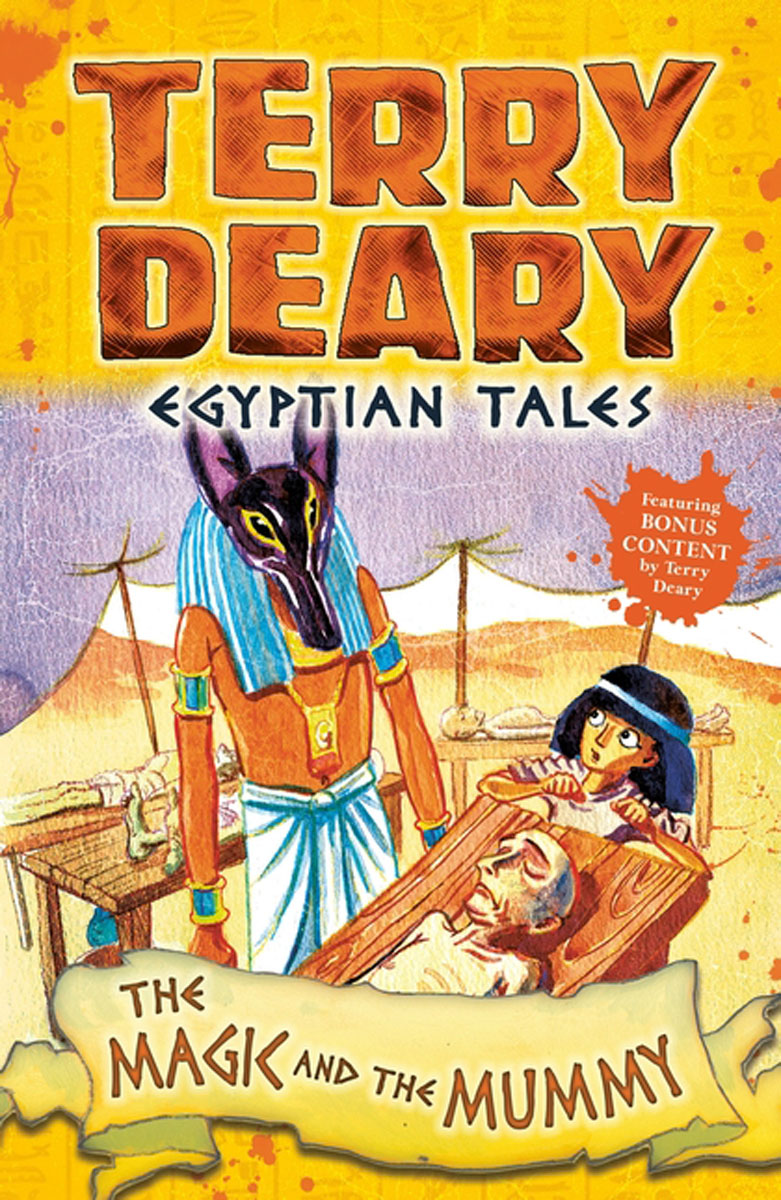 Egyptian Tales: The Magic and the Mummy the egyptian princesses