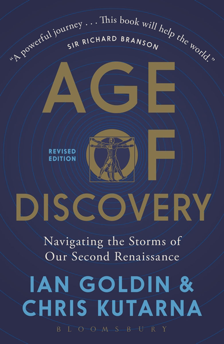 Age of Discovery mastering the challenges of leading change inspire the people and succeed where others fail