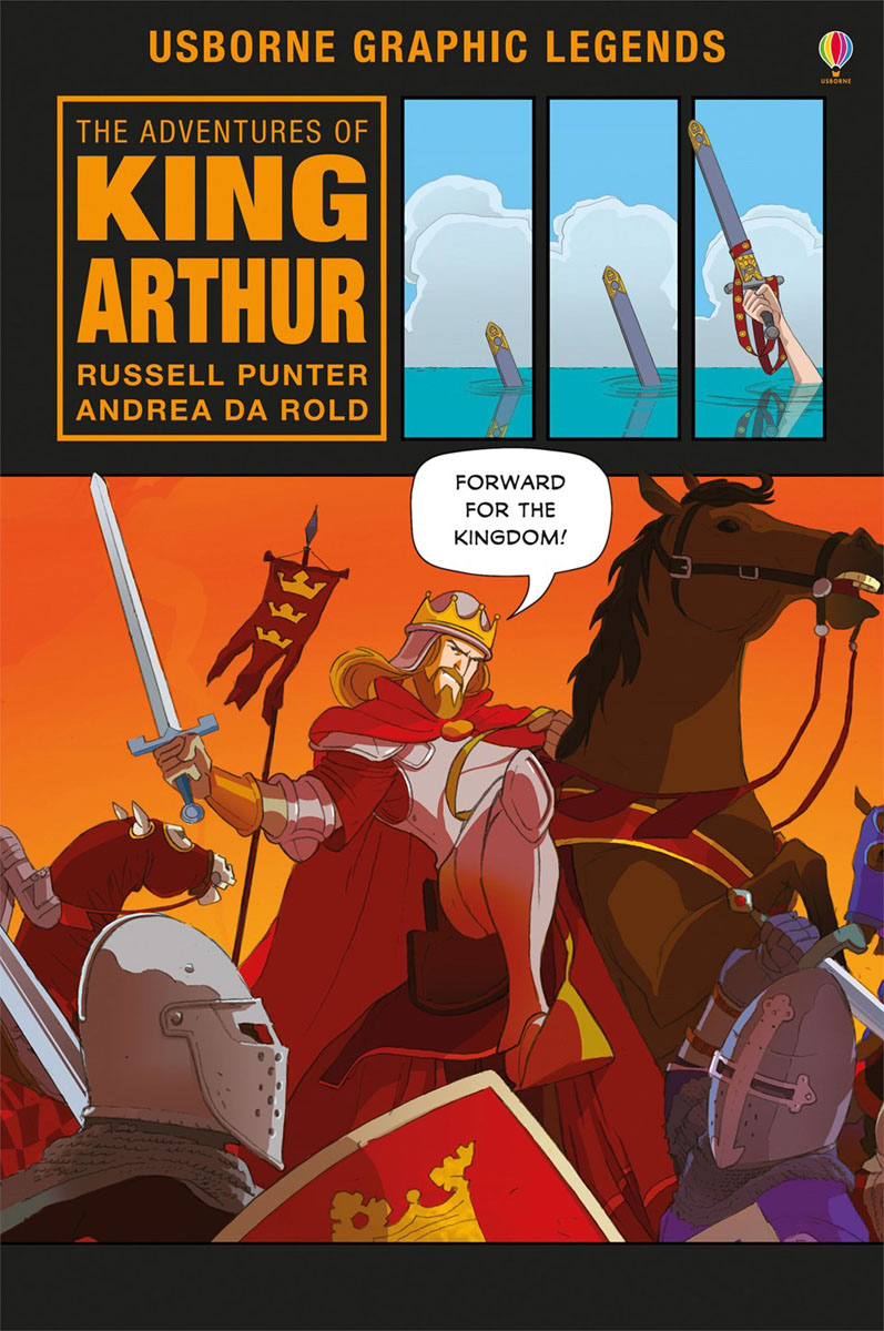 The Adventures of King Arthur patrick p the curious charms of arthur pepper