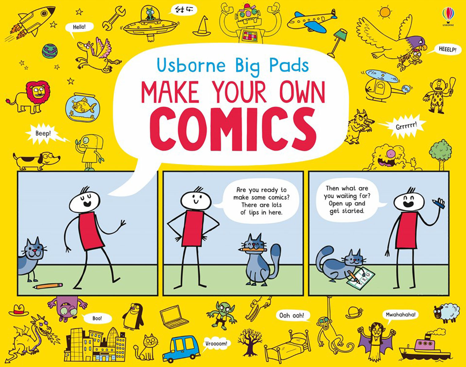 Make your own comics a rogue of my own