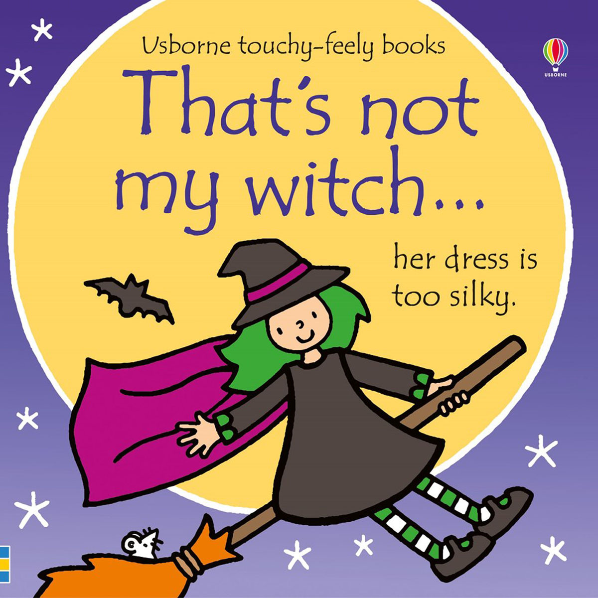 That's not my witch… seeing things as they are