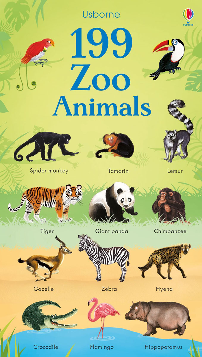 199 zoo animals comings and goings at parrot park